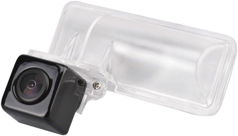 Greatek Cam/éra de Recul Voiture en Couleur Cam/éra avec LED Imperm/éable IP67 avec 170/° large angle Vision Nocturne pour 86 GT FT GT86 FT86 86GT 86FT 2012-2015