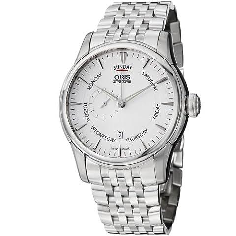 Oris Artelier Small Second, Pointer Date Watch 745 7666 40 51 MB (Watch Automatic Oris)