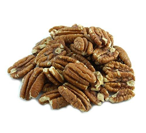 (Weaver Nut Mammoth Pecan Halves Roasted Salted (1 LB.))