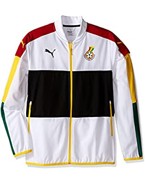 Men's Ghana Stadium Jkt with 2 Side Pockets with Zip