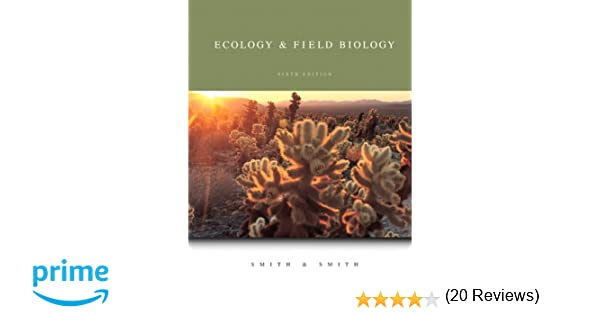 Amazon.com: Ecology and Field Biology: Hands-On Field Package (6th ...