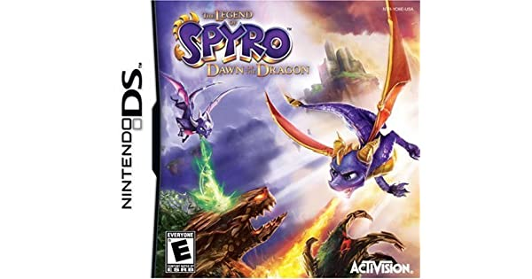 Legend of Spyro: Dawn of the Dragon - Nintendo DS by Activision ...