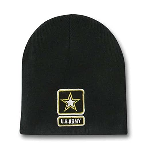 d85787086047 Image Unavailable. Image not available for. Color: Rapid Dominance New US  Army Black Beanie