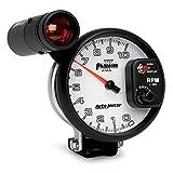 Auto Meter 7599 Phantom II 5'' 10000 RPM Shift-Lite Tachometer