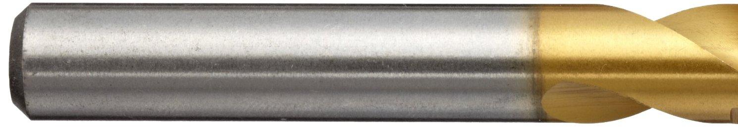 135 Degree Pack of 5 YG-1 D4148 High Speed Steel Screw Machine Drill Bit Slow Spiral TiN Finish 7//64 Diameter x 1-7//8 Length #35 Size Straight Shank