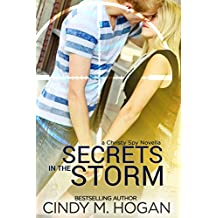 Secrets in the Storm: A Christy Spy Romance Novella (A Christy Spy Novella Book 2)