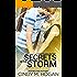 Secrets in the Storm: A Christy Spy Romance Novella (A Christy Spy Novella Book 2)