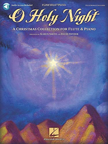 O Holy Night: A Christmas Collection for Flute and Piano (Piccolo Christmas Sheet Music)