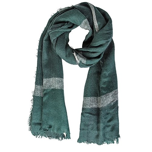 Natural feelings Women's Fashionable Cozy Soft Big Grid Winter Scarf Wrap Shawl