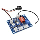 Diymore DC12V 5A PWM 4 Wires PC Fan Temperature
