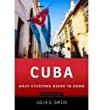 [(Cuba: What Everyone Needs to Know)] [Author: Julia E. Sweig] published on (June, 2013)