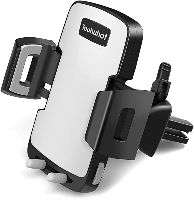 Samsung Galaxy Note20 S20 S9 S10 S8 S7 UGREEN Car Mount Air Vent Cell Phone Holder Compatible for iPhone 11 Pro Max SE XR XS X 6S 7 Plus 8 6