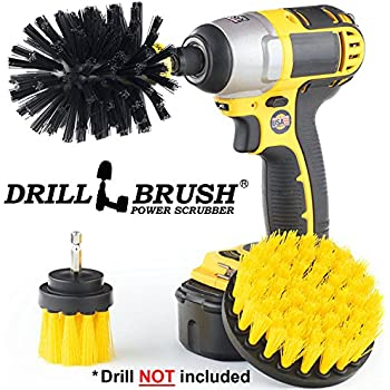Amazon Com Rotary Drill Cleaning Brush For Tile Grout