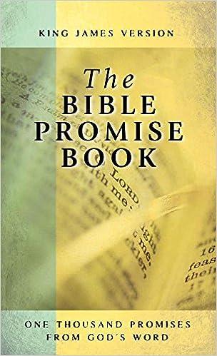 The Bible Promise Book KJV: Barbour Publishing