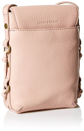 Misty Rose Lucky Jill Womens Crossbody Brand nPTfx7