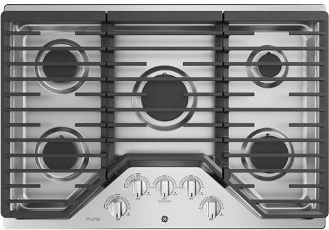 5 burner cooktop - 3