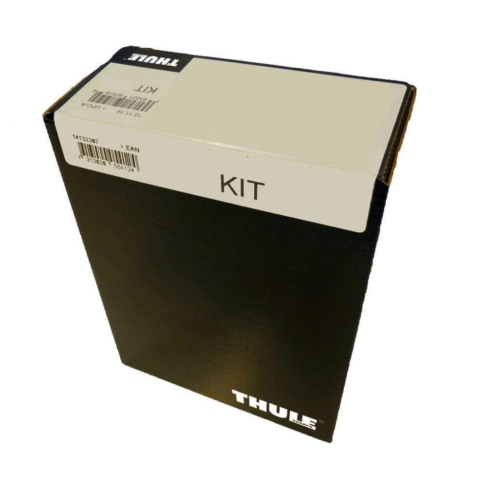 Thule 145028 Kit de Barre de Toit de Voiture, Noir, Taille Unique Kit Clamp 145028