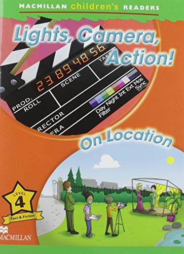 MCHR 4 Lights, camera, action New Ed (MAC Children Readers)