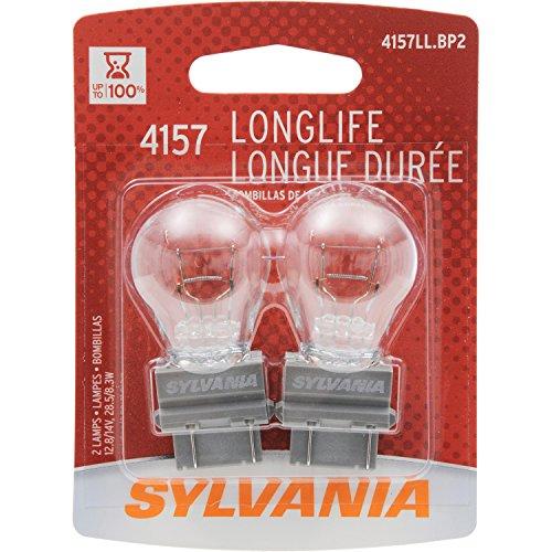 SYLVANIA 4157 Miniature Contains Bulbs
