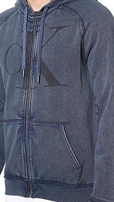 Calvin Klein Jeans Men's CK Jeans Reissue Hoodie