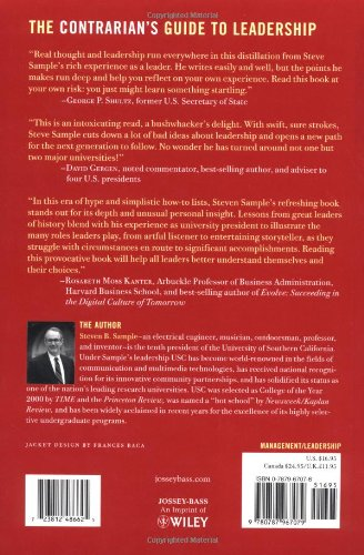 The Contrarian Guide To Leadership Pdf