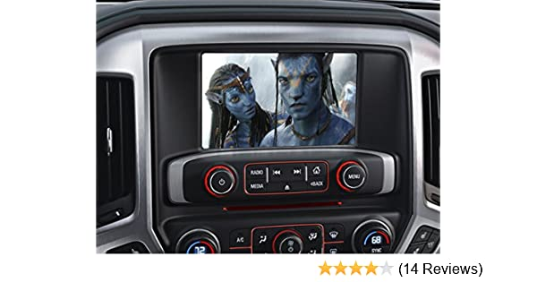 2014 2016 Gmc Sierra Intellilink Apple Carplay And Android Auto