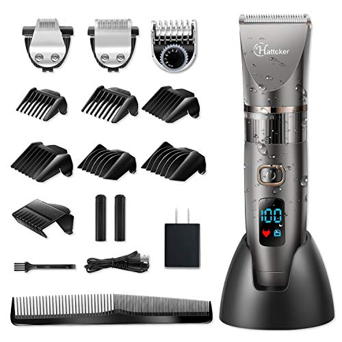 Hatteker Mens Beard Trimmer