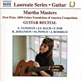 Laureate Series: Martha Masters Guitar Recital