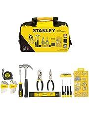 Stanley STMT0-74101 Composition d'outils-38 pièces, Jaune