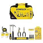 Stanley FMCK461C2-QW Fatmax Kit Trapano Percussione, Avvitatore a Impulsi, 2 Batterie 18V 1.3Ah, Caricatore, Soft Bag… 511ovv7 eiL. SS150