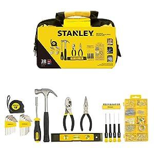 STANLEY STMT0-74101 Kit 38 utensili per la casa con borsa 511ovv7 eiL. SS300