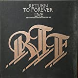 Return To Forever - Live The Complete Concert - CBS - 66419