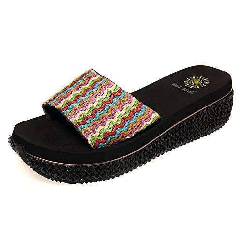 Shoes Fashion bottom donna antiscivolo 1 Pantofole Fashion Fashion da Beach Beach wg4fqUz
