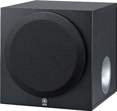 Yamaha YST-SW012 8-Inch Front-Firing Active Subwoofer from YAMAHA