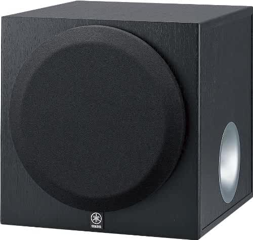 Yamaha YST-SW012 8-Inch Front-Firing Active Subwoofer