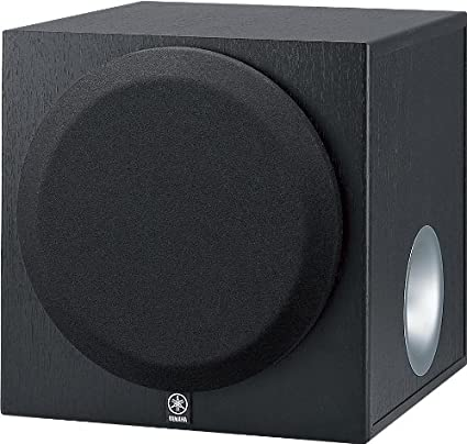 YAMAHA YST-SW012 8-Inch Front-Firing Active Subwoofer EXCELLENT!