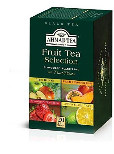 - Ahmad Tea Fruit Tea Selection, 20 Count