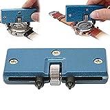 Watch Adjustable Back Case Opener Closer Remover Repair Watchmaker Holder...