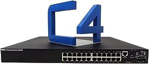 Dell Enterprise 469-3419 POWERCONNECT 5524P 24 GBE Ports 10GBE STCKBUILTIN POE LTDWTY EXT YR