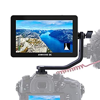 Image of Video Monitors ANDYCINE A6 Plus 5.5inch Touch IPS 1920X1080 4K HDMI Camera Monitor 3D Lut Camera Video Field Monitor