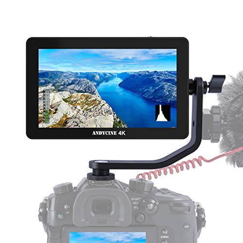 55 Days Until Halloween (ANDYCINE A6 Plus 5.5inch Touch IPS 1920X1080 4K HDMI Camera Monitor 3D Lut Camera Video Field)