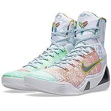 Nike Men's Kobe 9 Elite What The Kobe Basketball Shoes (678301-904)