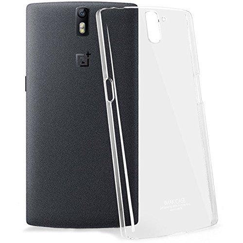 Dashmesh Shopping Ultra Thin Transparent Clear Silicone jelly gel case Back cover for OnePlus One/ One plus one/ Oneplus 1/ One Plus 1