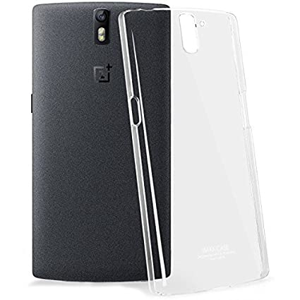 designer fashion 3802b 7d2df Dashmesh Shopping Silicone Back Cover For Oneplus One (Clear)