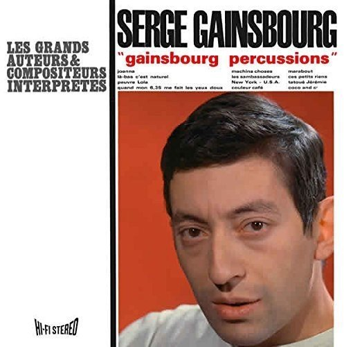 Vinilo : Serge Gainsbourg - Gainsbourg Percussions (France - Import)