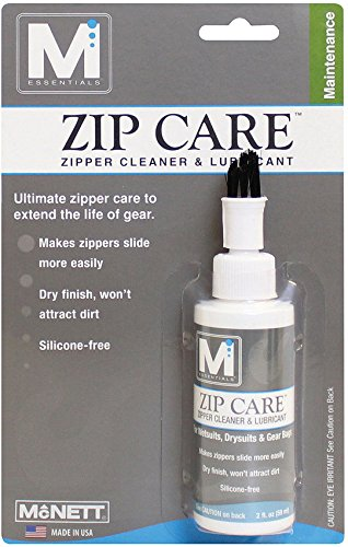 M Essentials Zip Care Liquid Zipper Cleaner and Lubricant, 2 oz