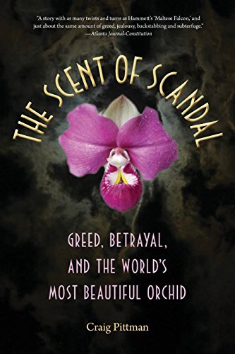 Scent of Scandal Greed, Betrayal, and the World's Most Beautiful Orchid
