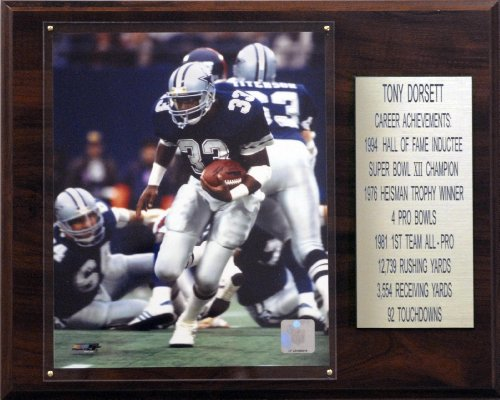 NFL Tony Dorsett Dallas Cowboys Career Stat - Careers Dallas Sports
