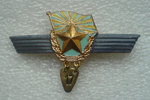17 18 Years Enlistees Air Force And Air Defense Aviation Units Ussr Soviet Union Russian Military Badge