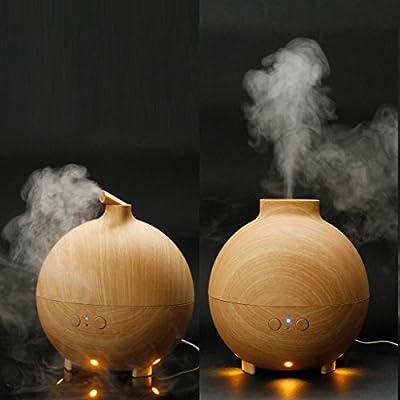 Finether-500ml Difusor del Aceite Aroma & Humidificador ...